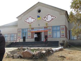 Сільський Будинок культури, село Лизине, Білокуракинський район